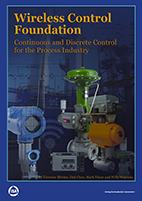 Advanced Control Foundation : Batch and Continuous Processes — Interactive Source for Process Control